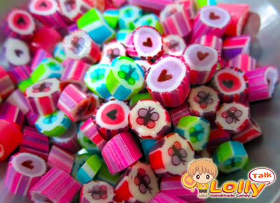 Readily Made Retail Lolly used as wedding candy...