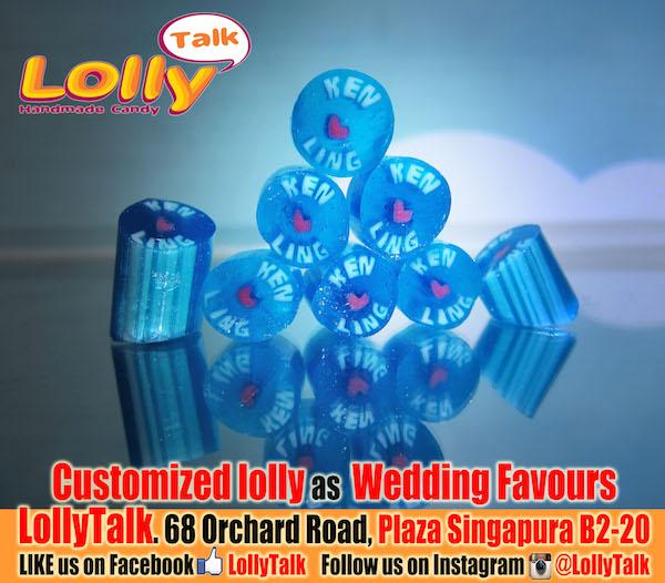 Customized Wedding Candy... by LollyTalk.