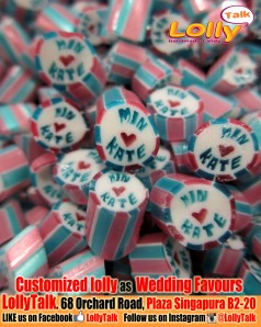 Wedding Candy for Taiwan Couple