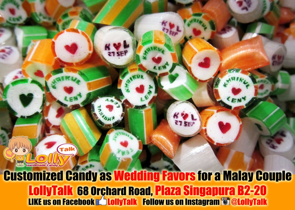 Malay Wedding Candy