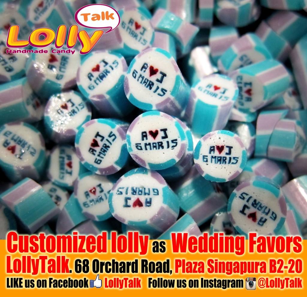 Wedding Candy by LollyTalk