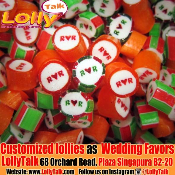 Wedding Candy as Wedding Favors